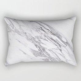 Alabaster marble Rectangular Pillow