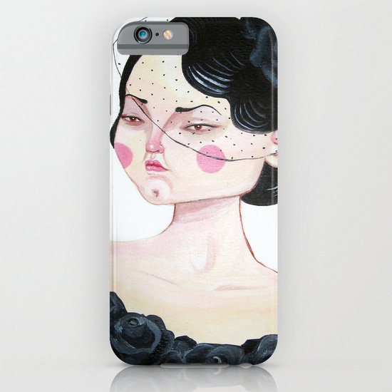 Despecho/Spite iPhone & iPod Case