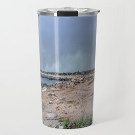 Watch Hill Beach Travel Mug