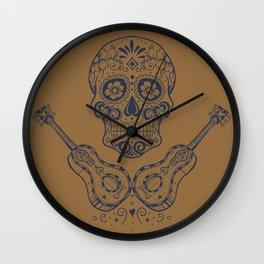 Spirited Wall Clock