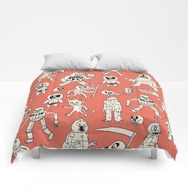 Demons Comforters