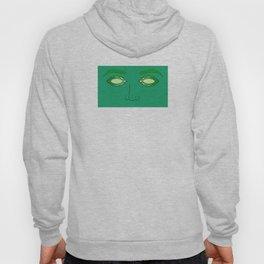 Emerald Eyes Hoody