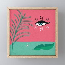 Petite Fleur 1 Framed Mini Art Print