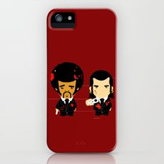 pulp fiction iPhone (5, 5s) Slim Case