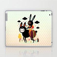 Walking Away Laptop & iPad Skin