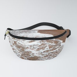 Travel photography wave II Fanny Pack