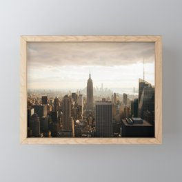 The View II Framed Mini Art Print