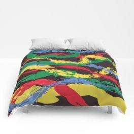 Plastic Dawn Comforters