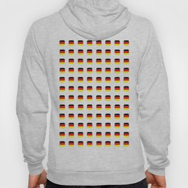 Flag of Germany -with soft square Hoody