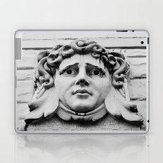 Face of stone Laptop & iPad Skin