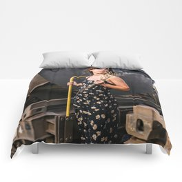 Railroad Runaway 01 Comforters
