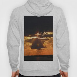 Exhilarating sky Hoody