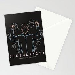 BTS V SINGULARITY LINE ART Stationery Cards