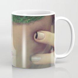 Smoke & Fishnets Coffee Mug