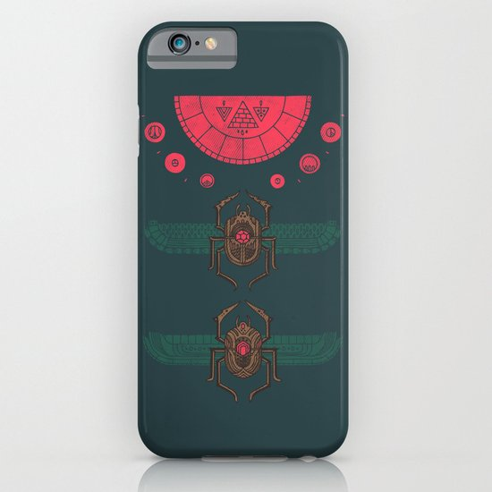 Scarabs iPhone & iPod Case