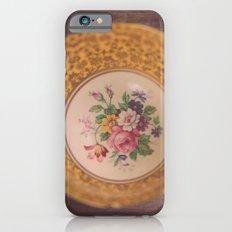 Gold Teacup Slim Case iPhone 6s