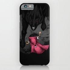 Big Bad Wolf iPhone 6 Slim Case