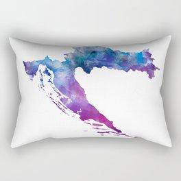 Croatia Rectangular Pillow