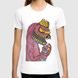 Naked Mole-King T-shirt
