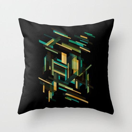 Modern Age Throw Pillow