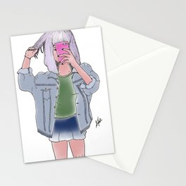 OOTD Stationery Cards