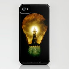 reach for the light Slim Case iPhone (4, 4s)