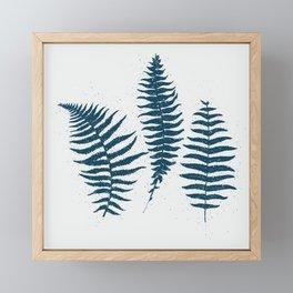 Vintage Botanicals Framed Mini Art Print