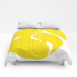 IRIS: celebrate your gorgeous countenance Comforters