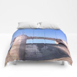 Sepulveda Dam Comforters