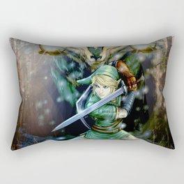 Legend Of Zelda Rectangular Pillow