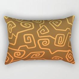 Tribal Roots 01 Rectangular Pillow
