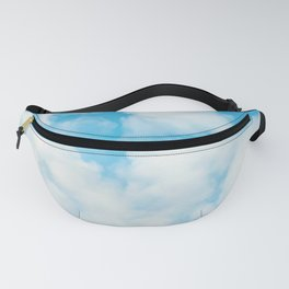 Clouds Fanny Pack