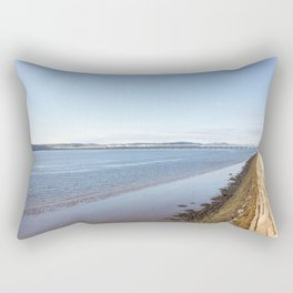 The River Tay Dundee 1 Rectangular Pillow