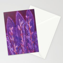 Ferocious Ferns Stationery Cards