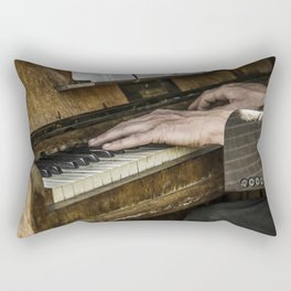 Old Hands...Gypsy Hands Rectangular Pillow