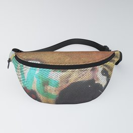 Rice Cakes the Cat Fanny Pack