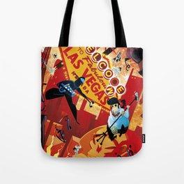 What happens in Vegas... Tote Bag