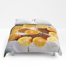 O! My darling! Comforters