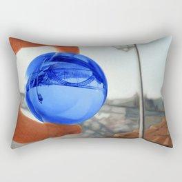 Tiro – Um Homem Que Consegue Mudar 2 Rectangular Pillow