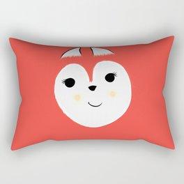 My little foxy Rectangular Pillow