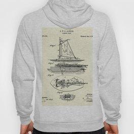Fishing Float-1883 Hoody