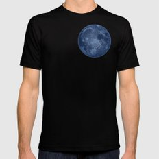 Dark Side of the Moon - Painting Mens Fitted Tee Black LARGE