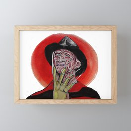 Oh Freddy your so fine!! Framed Mini Art Print