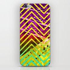 Chevron Scape iPhone & iPod Skin