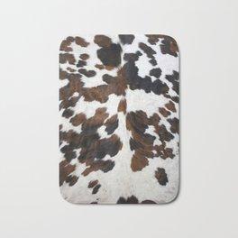 Cowhide Bath Mat
