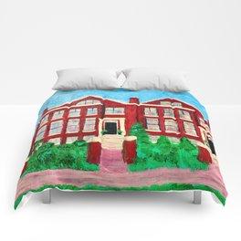 Sweet Home Chicago Comforters