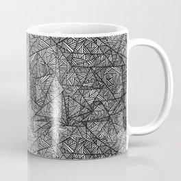 Pattern psychedelia Coffee Mug