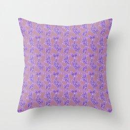 Vintage Baroque - Emerald Throw Pillow