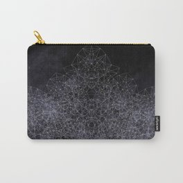 polygon mandala 01 // space Carry-All Pouch