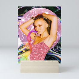 Lily Rose Mini Art Print